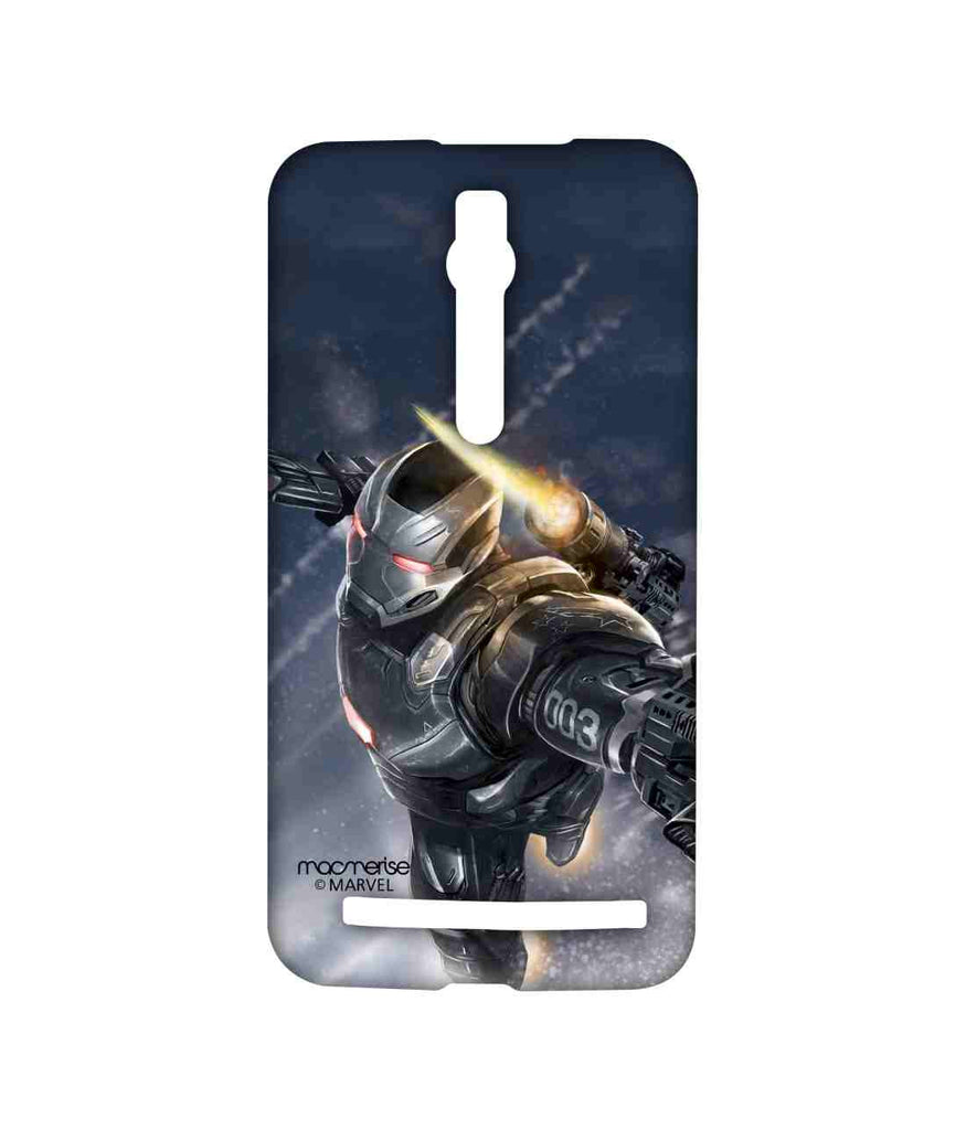 Captain America: Civil War  Machine War Machine Attack Sublime Case for Asus Zenfone 2