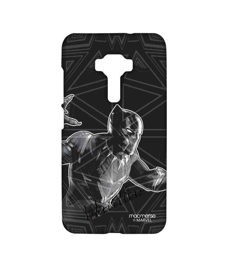 Captain America: Civil War Black Panther Stare Sublime Case for Asus Zenfone 3 ZE552KL