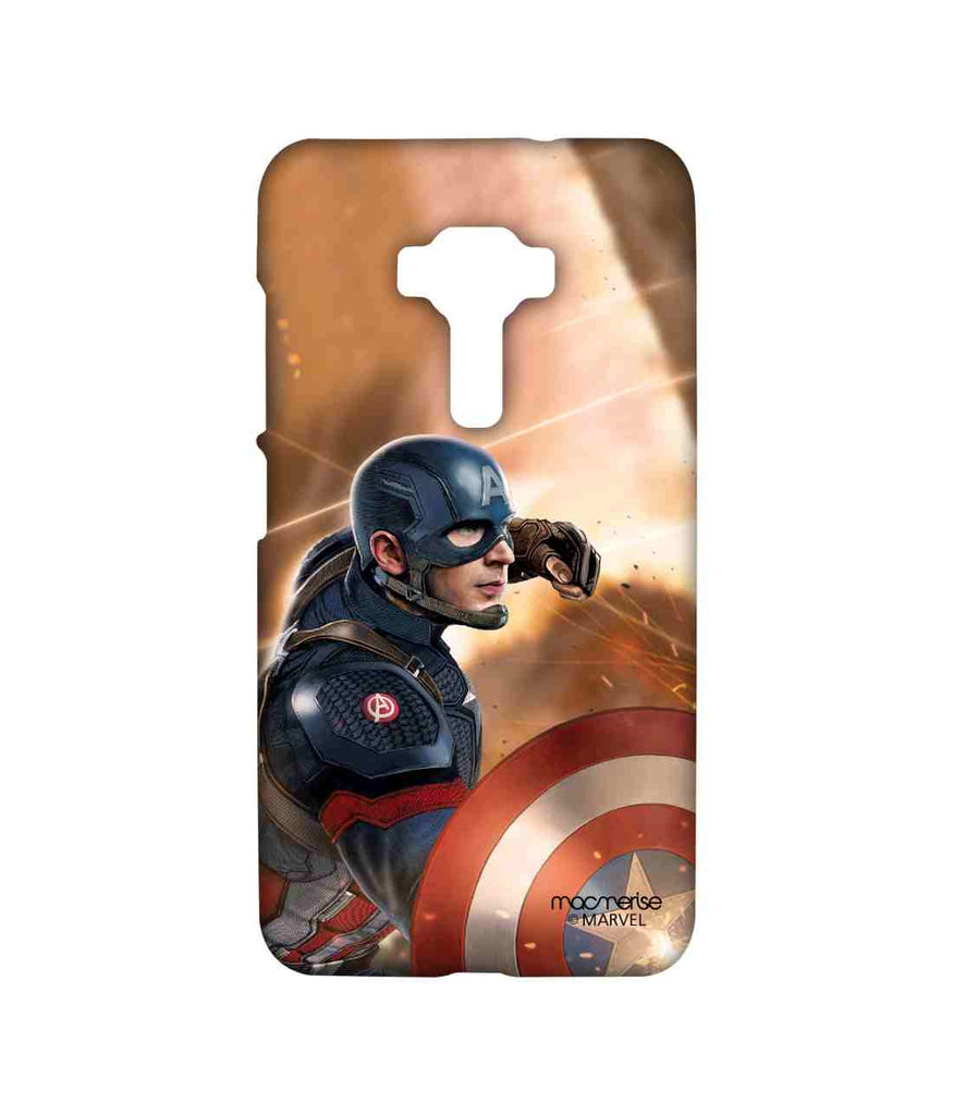Civil War Captain America Captains Punch Sublime Case for Asus Zenfone 3 ZE552KL