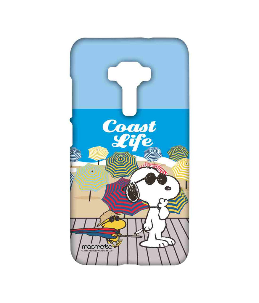 Snoopy Coast Life Sublime Case for Asus Zenfone 3 ZE552KL