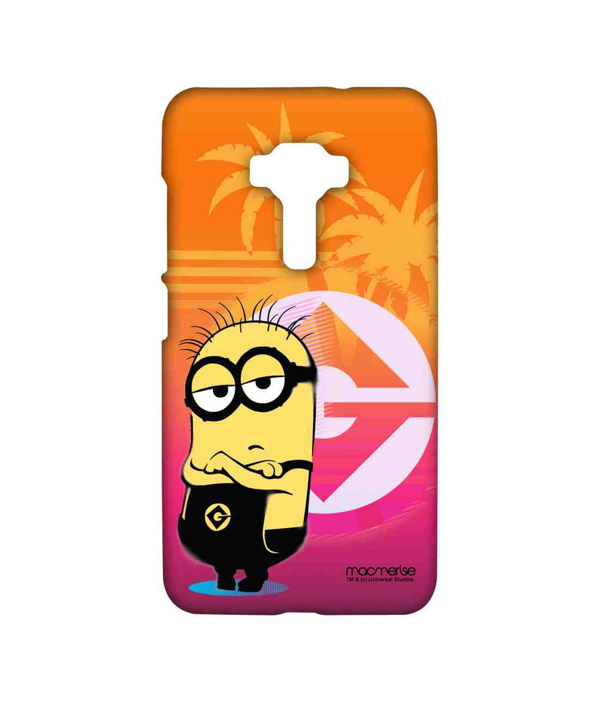 Despicable Me Minion Bob Gloomy Bob Sublime Case for Asus Zenfone 3 ZE552KL