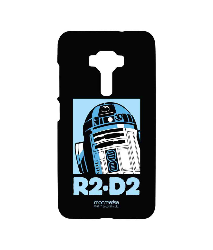 Star Wars R2D2 Iconic R2D2 Sublime Case for Asus Zenfone 3 ZE552KL