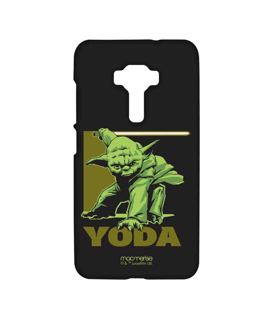 Star Wars Yoda Iconic Yoda Sublime Case for Asus Zenfone 3 ZE552KL
