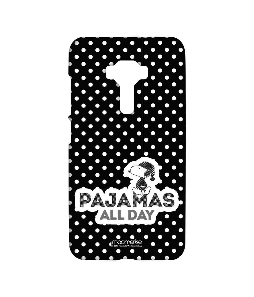 Snoopy Pajamas All Day Sublime Case for Asus Zenfone 3 ZE552KL