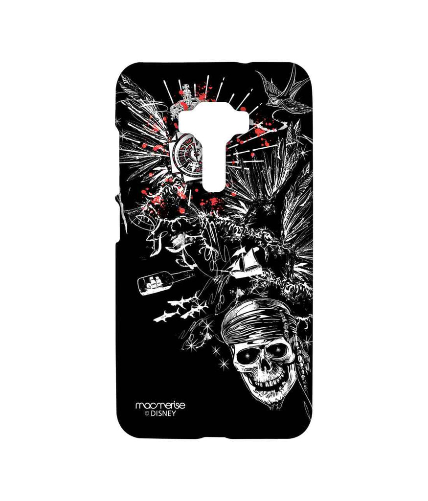 Pirates of the Caribbean Pirates Mess Sublime Case for Asus Zenfone 3 ZE552KL