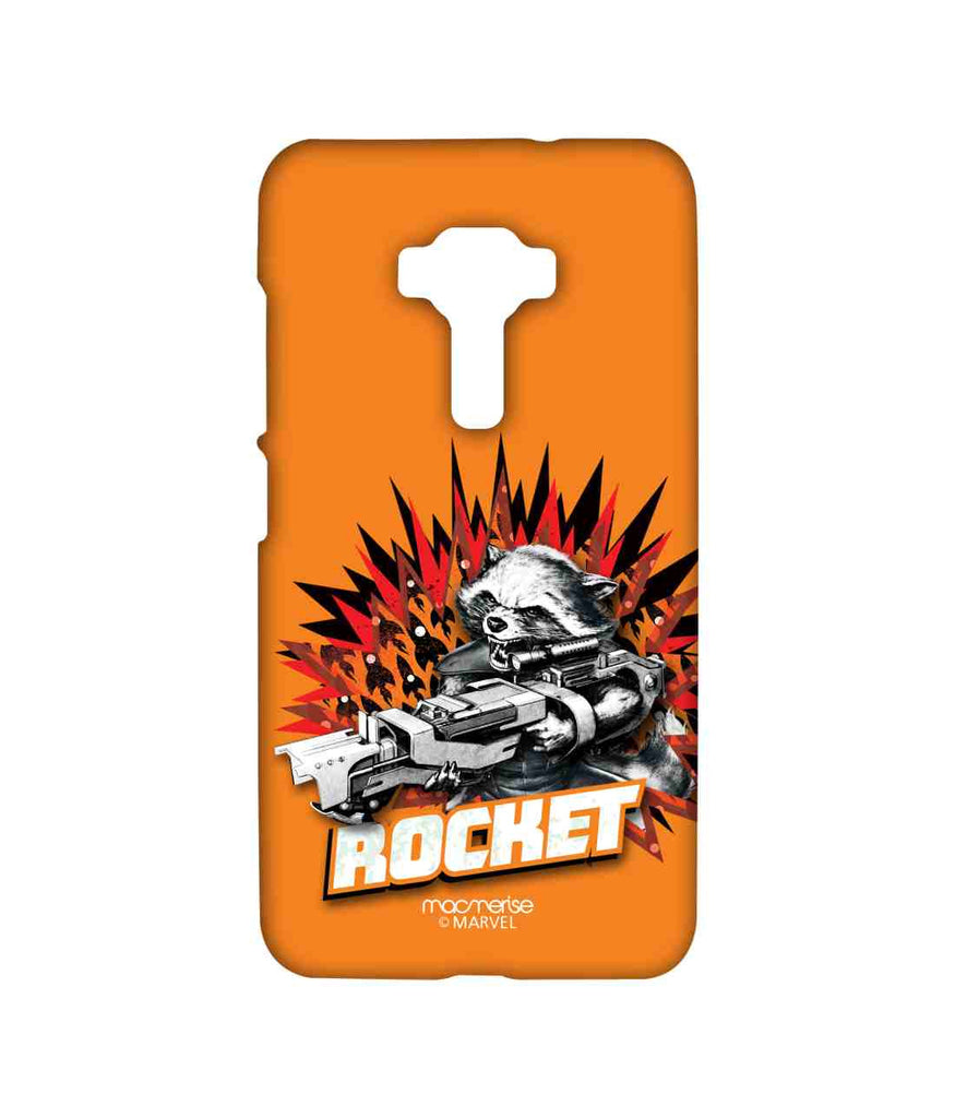 Guardians of the Galaxy Rocket Raccoon Rocket Power Sublime Case for Asus Zenfone 3 ZE552KL