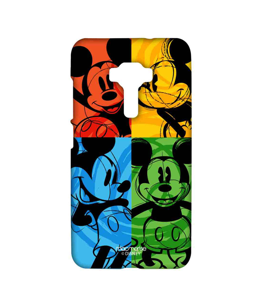 Disney Mickey Mouse Shades of Mickey Sublime Case for Asus Zenfone 3 ZE552KL
