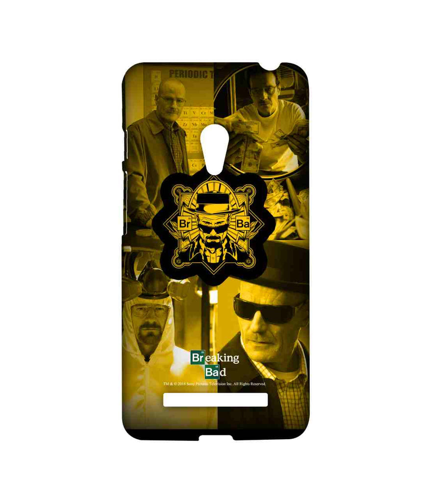 Breaking Bad Walter White 5 in One Sublime Case for Asus Zenfone 5