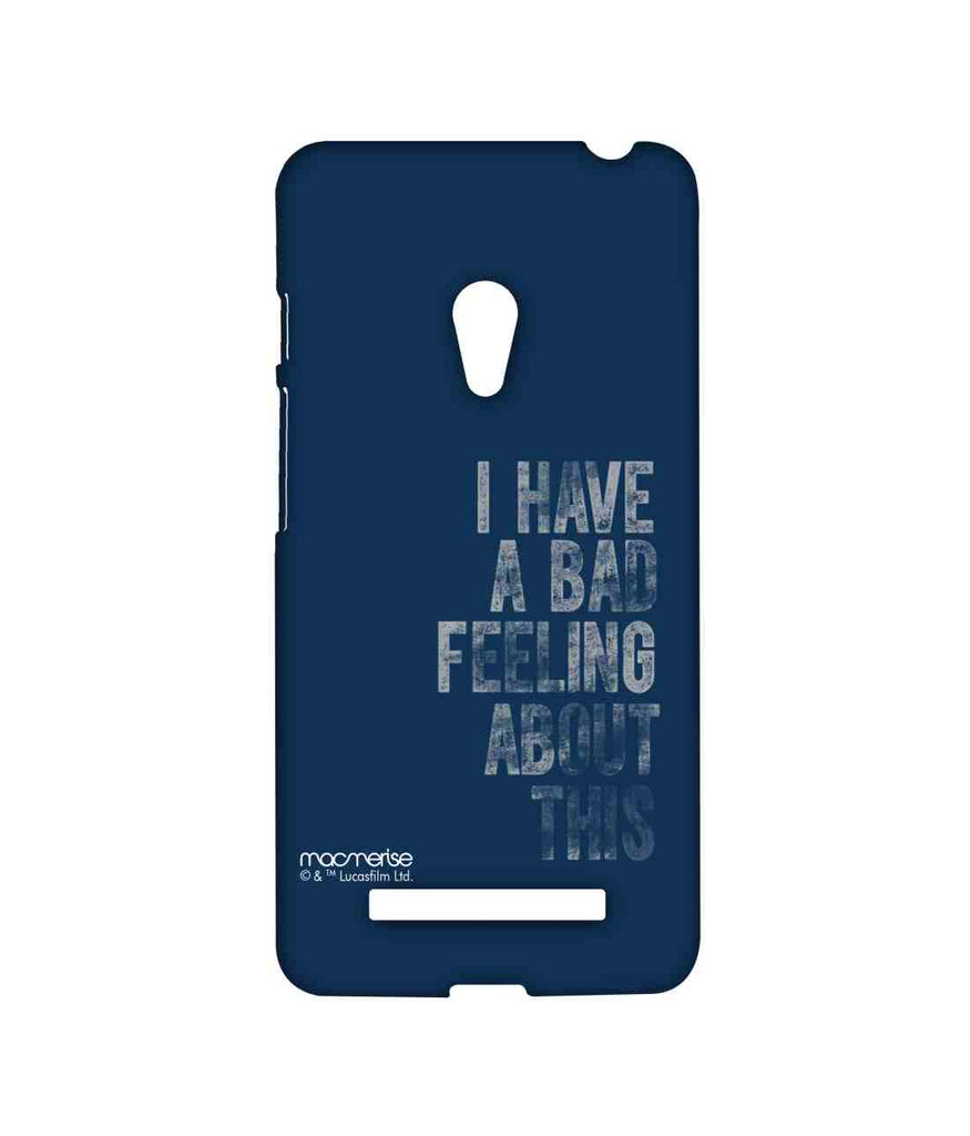 Star Wars Bad Feeling Sublime Case for Asus Zenfone 5