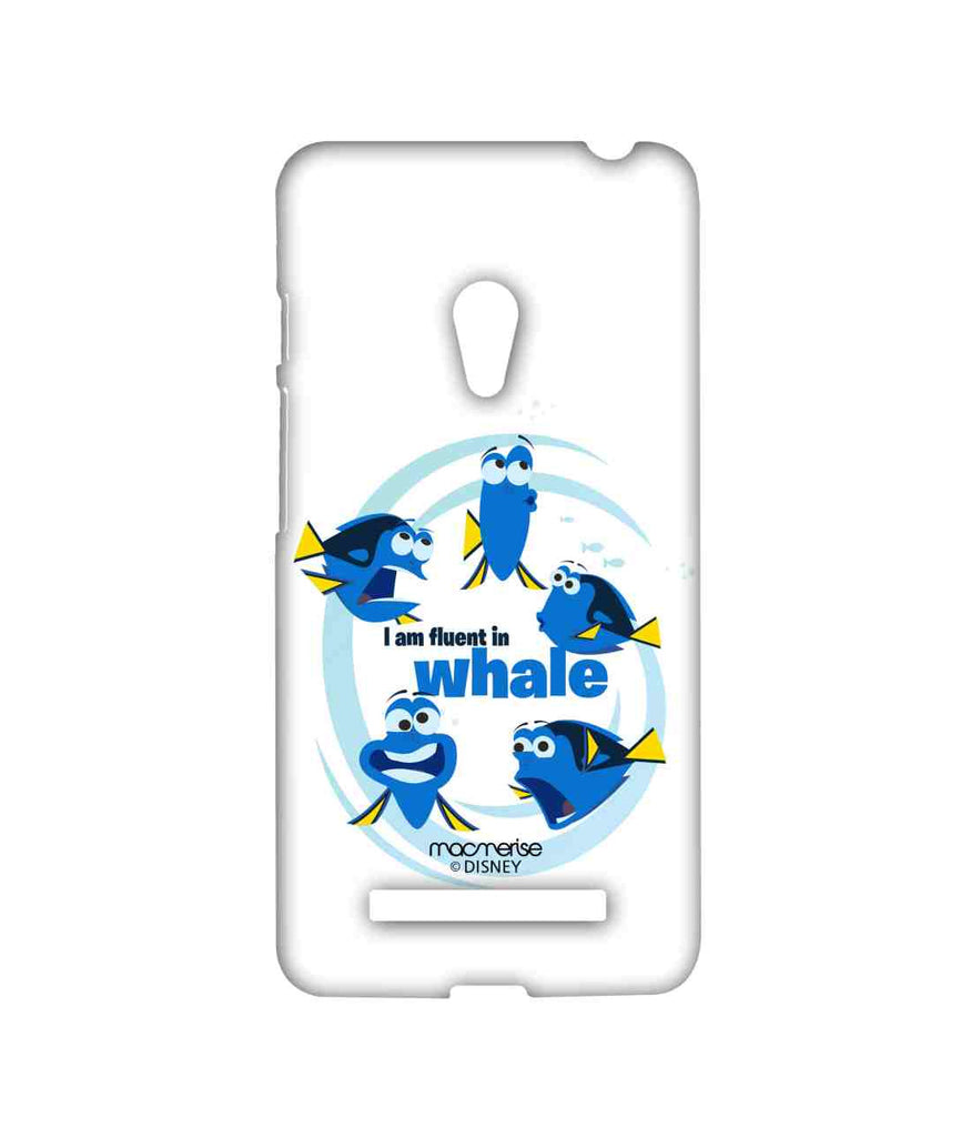 Disney Finding Dory Fluent Whale Sublime Case for Asus Zenfone 5