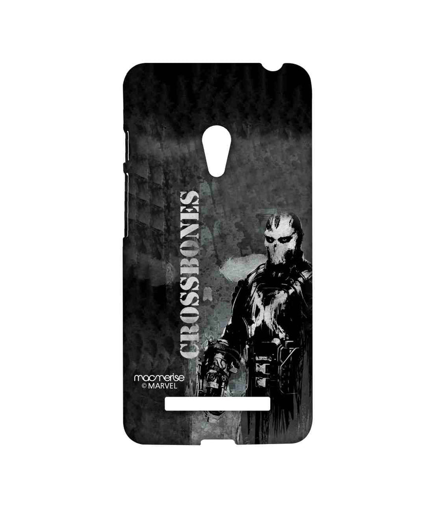 Captain America: Civil War Crossbones Greybones Sublime Case for Asus Zenfone 5