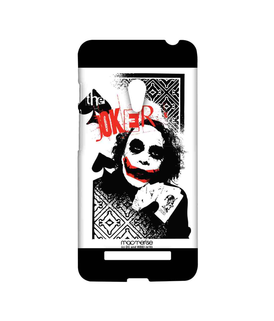 Batman The Dark Knight Joker Card Sublime Case for Asus Zenfone 5