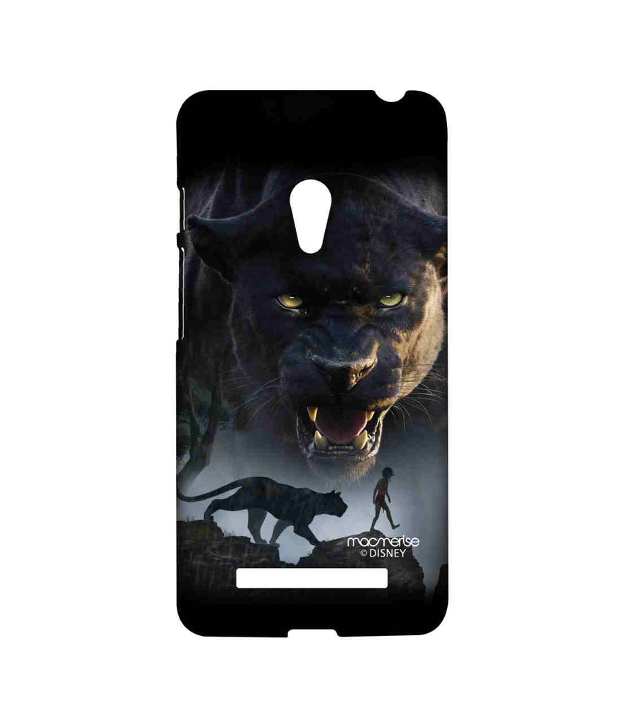 Disney The Jungle Book Mowgli and Bagheera Jungle Book Heroes Sublime Case for Asus Zenfone 5