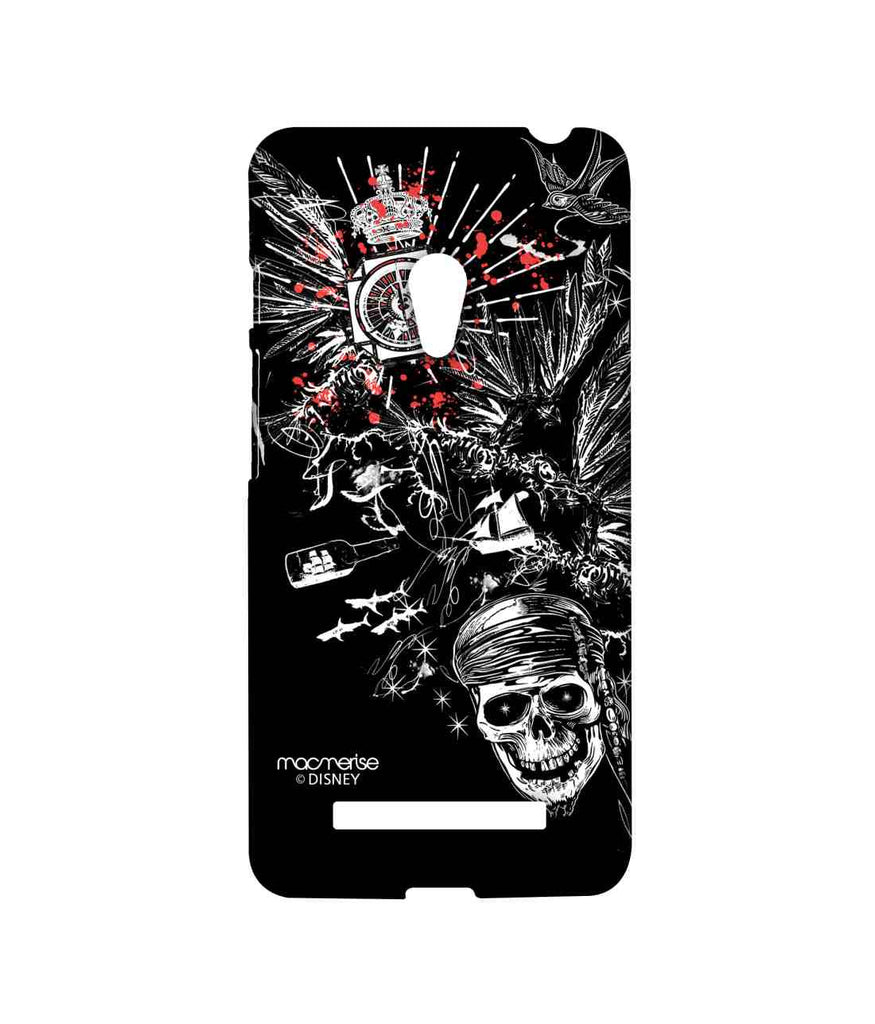 Pirates of the Caribbean Pirates Mess Sublime Case for Asus Zenfone 5