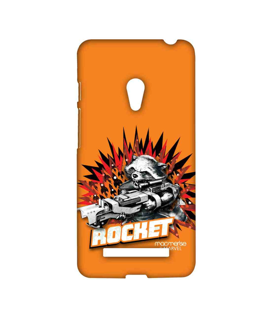 Guardians of the Galaxy Rocket Raccoon Rocket Power Sublime Case for Asus Zenfone 5