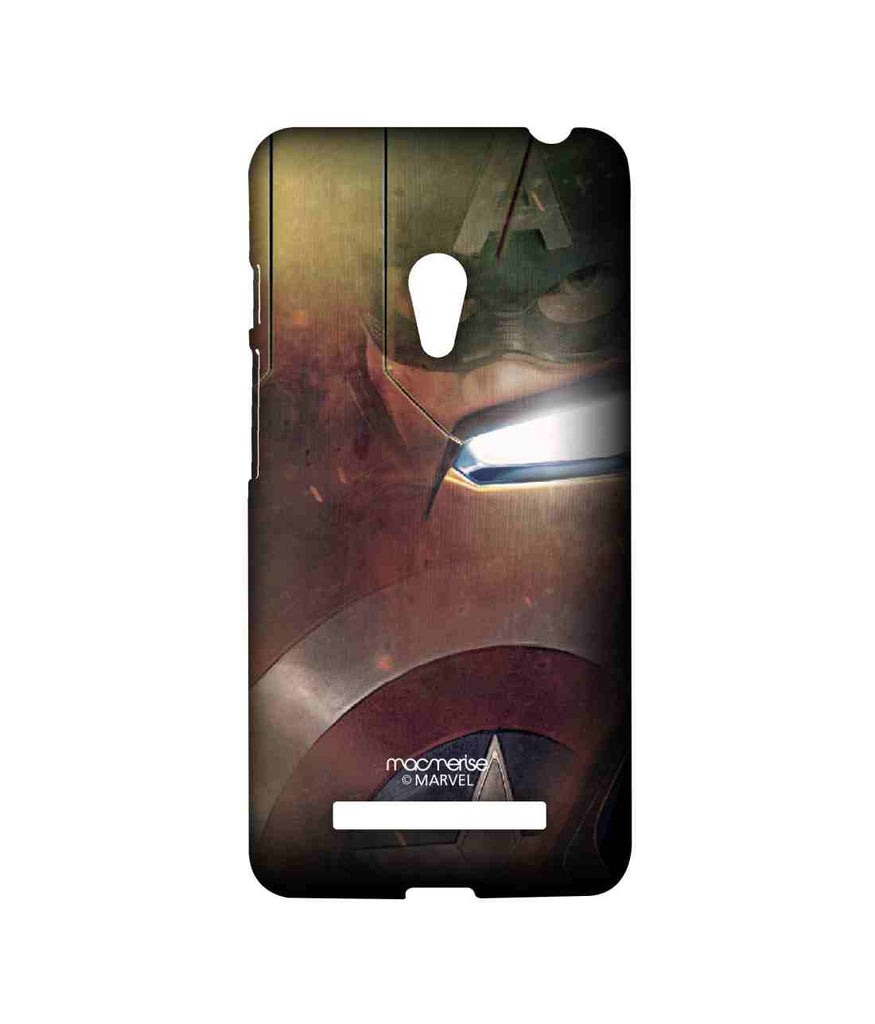 Civil War Captain America See you at War Sublime Case for Asus Zenfone 5