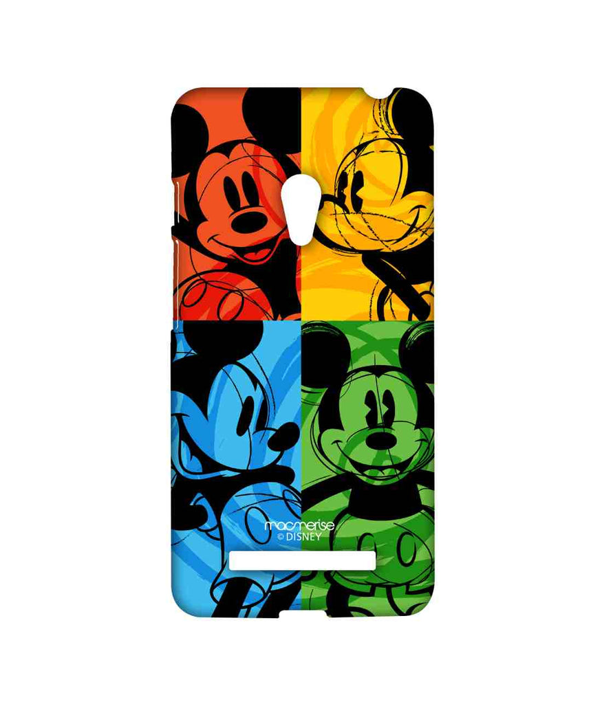 Disney Mickey Mouse Shades of Mickey Sublime Case for Asus Zenfone 5