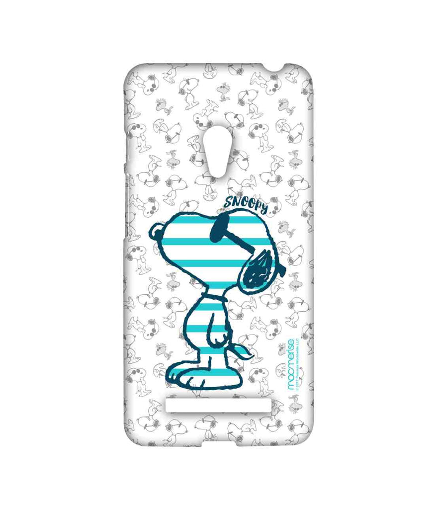 Snoopy Dog Sublime Case for Asus Zenfone 5