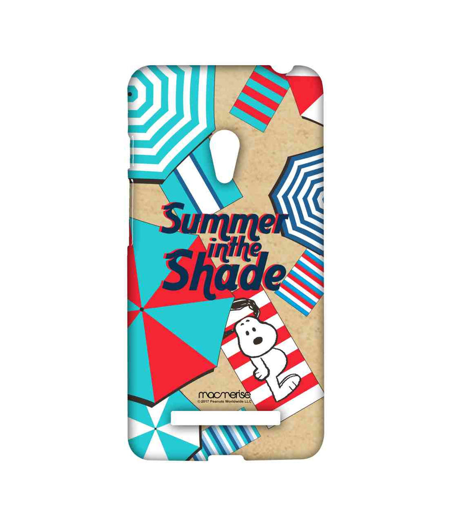 Snoopy Summer in the Shade Sublime Case for Asus Zenfone 5