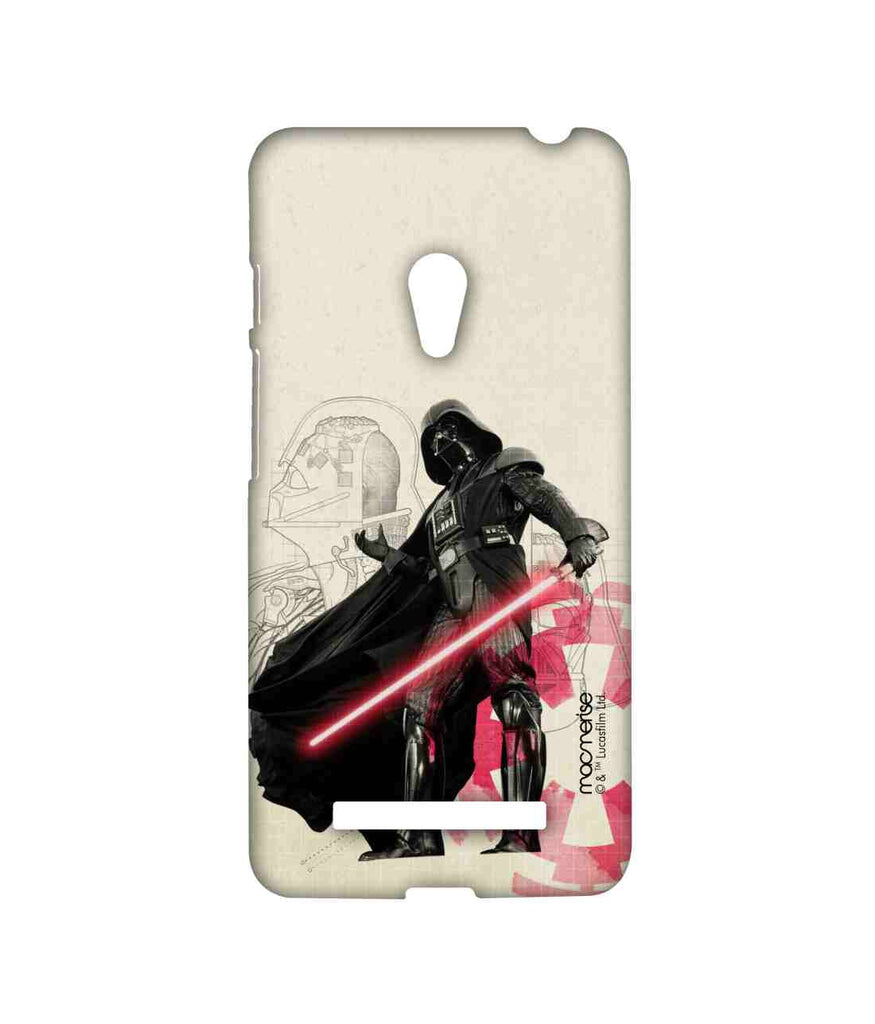 Star Wars Darth Vader Sketch Sublime Case for Asus Zenfone 5