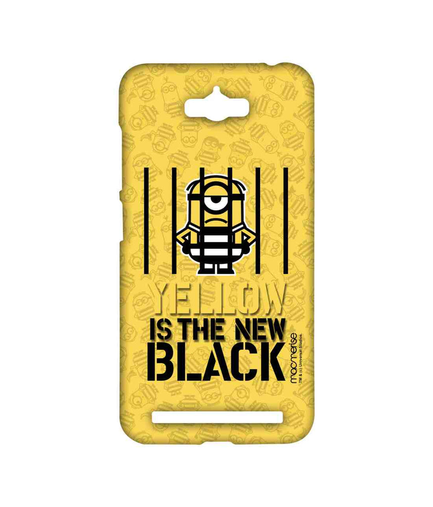 Despicable Me Minion Mel Behind Black Bars Sublime Case for Asus Zenfone Max