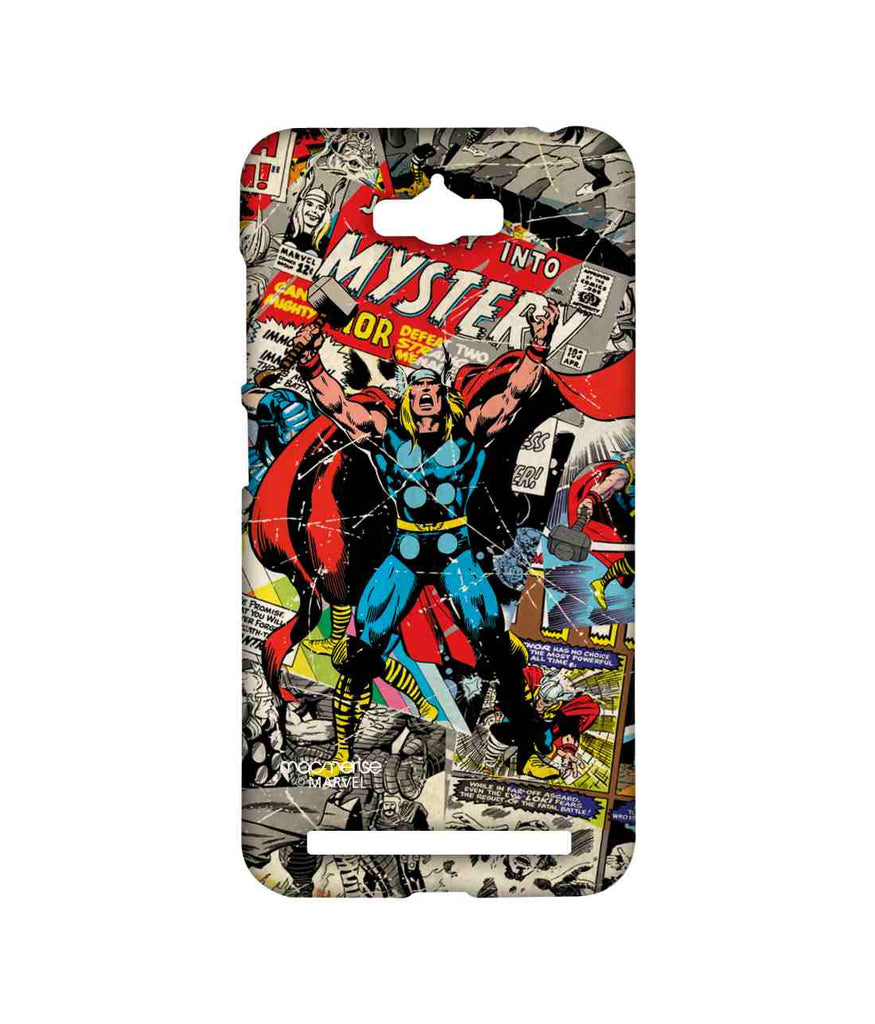 Comics Thor Sublime Case for Asus Zenfone Max
