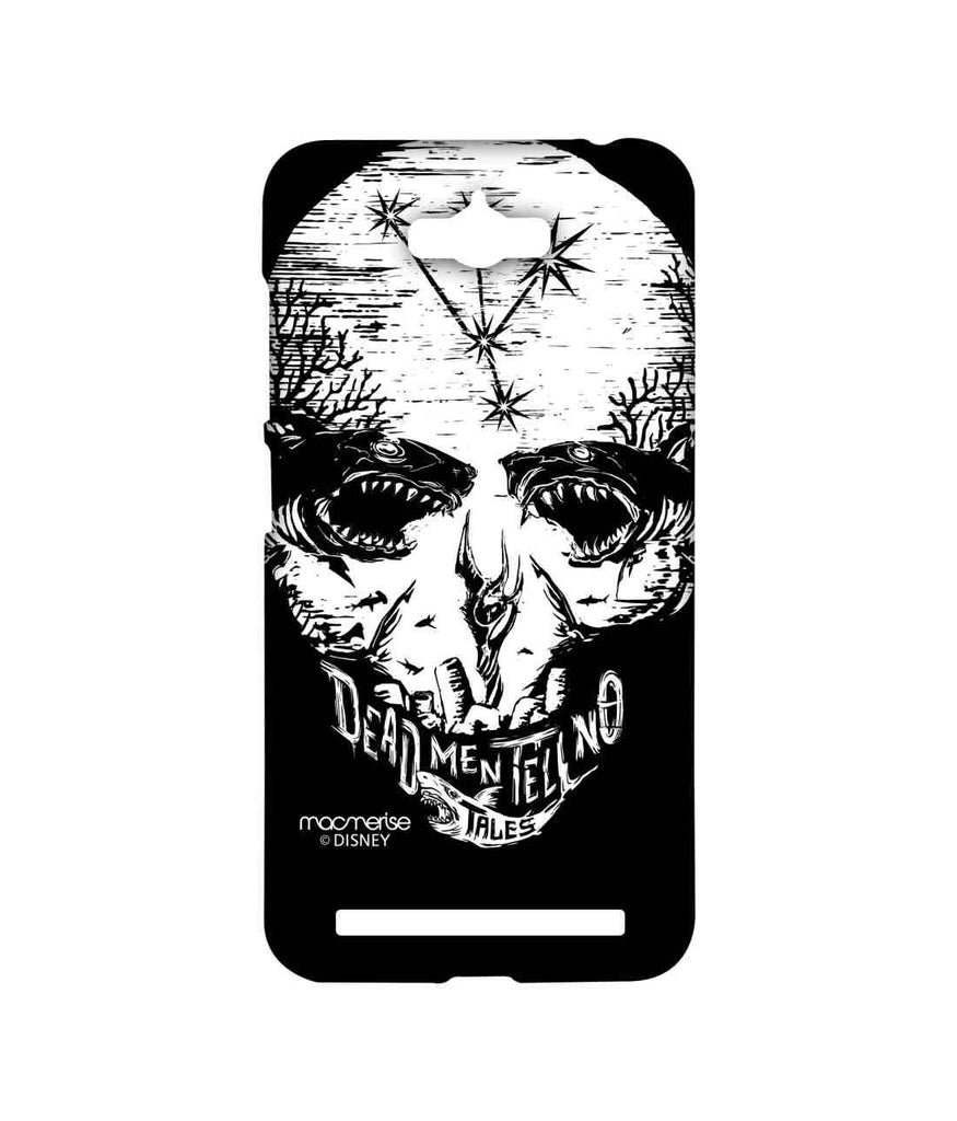 Pirates of the Caribbean Pirates Dead men Philosophy Sublime Case for Asus Zenfone Max