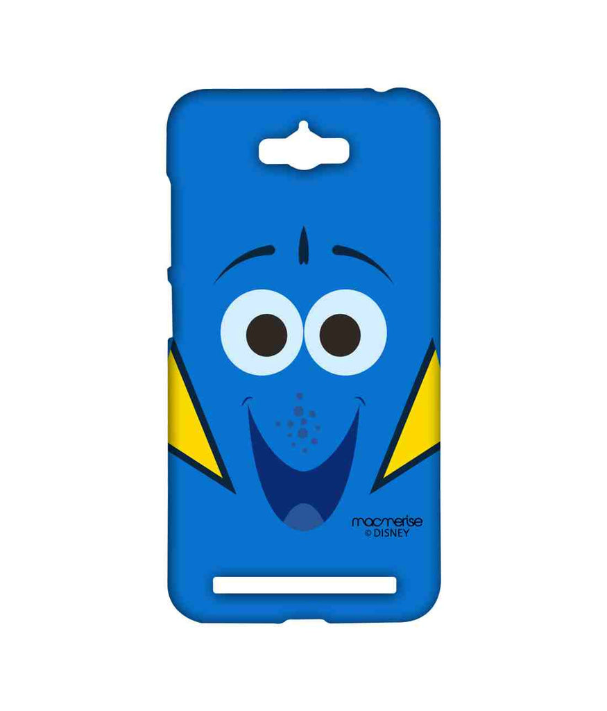Disney Finding Dory Face Focus Dory Sublime Case for Asus Zenfone Max