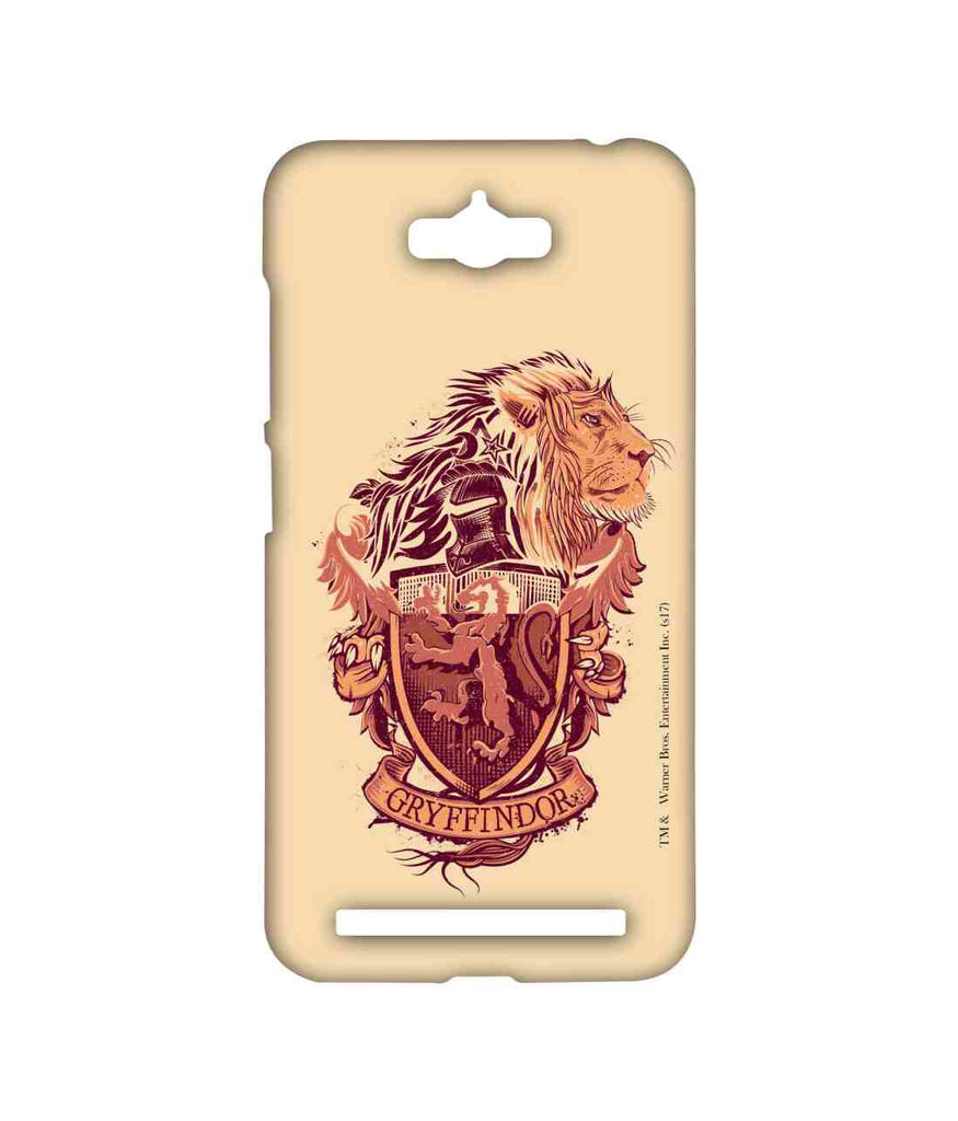 Harry Potter House of Gryffindor Sublime Case for Asus Zenfone Max