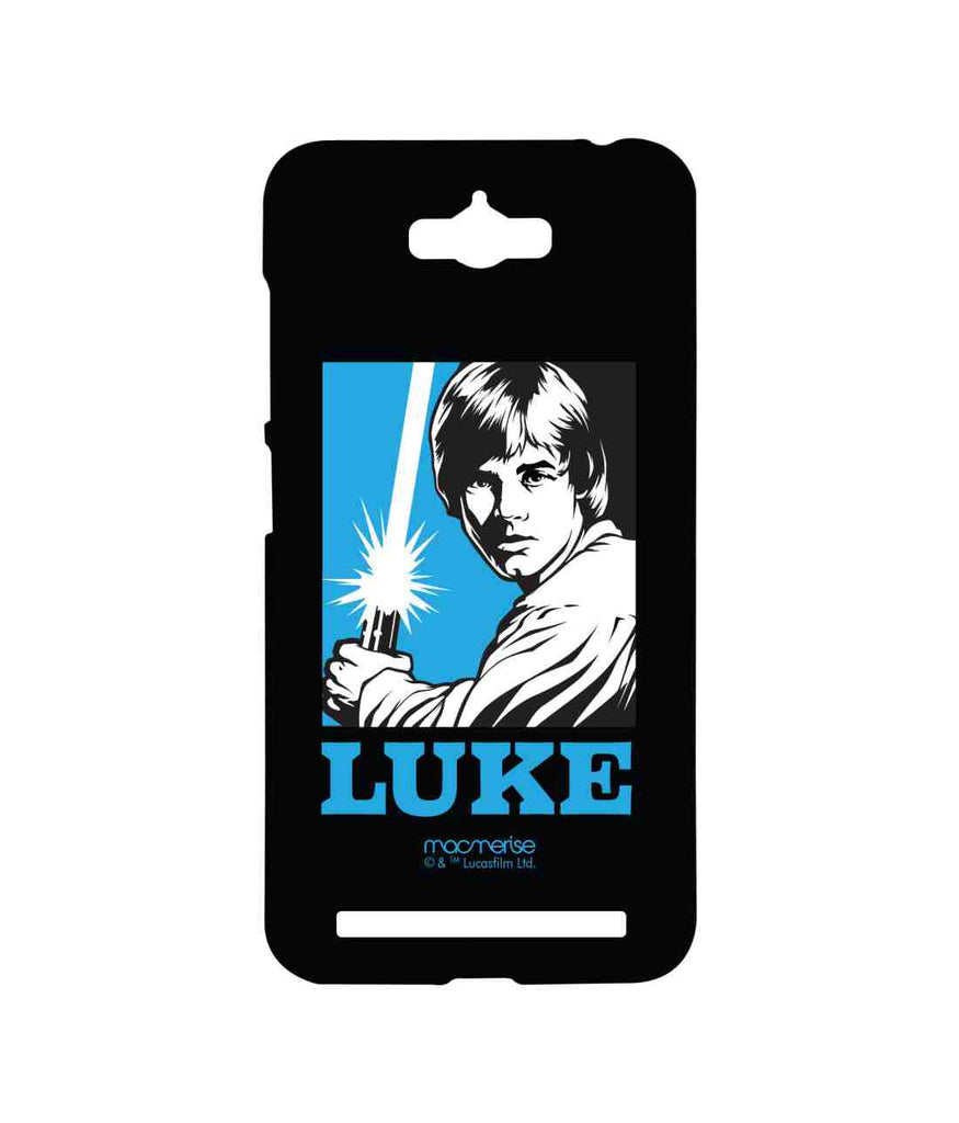 Star Wars Luke Skywalker Iconic Luke Sublime Case for Asus Zenfone Max