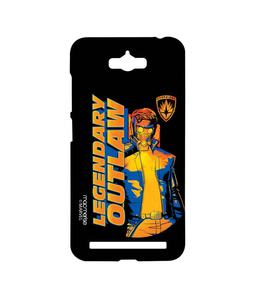 Guardians of the Galaxy Star Lord Legendary Outlay Sublime Case for Asus Zenfone Max