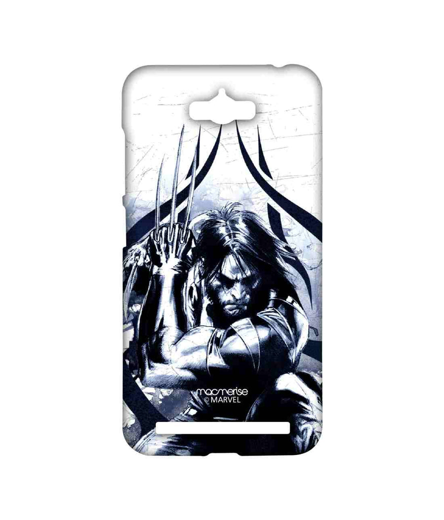 Comics X Men Extreme Wolverine Lethal Logan Sublime Case for Asus Zenfone Max