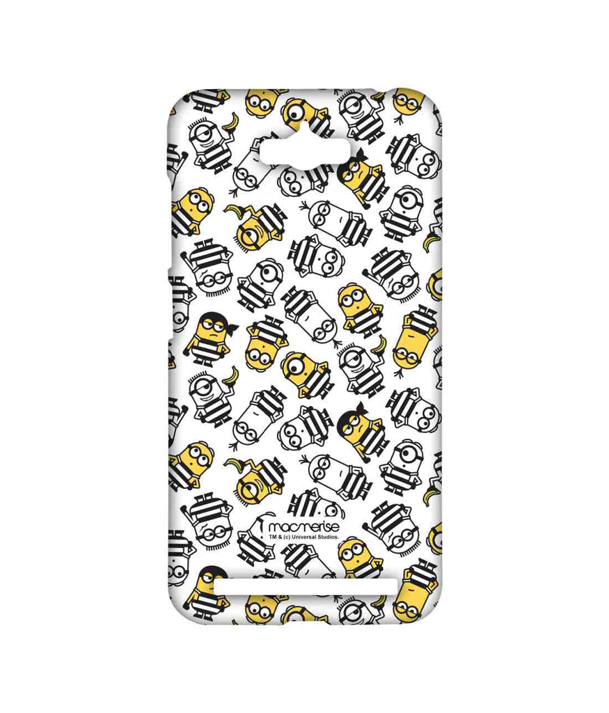 Despicable Me Minions Mashup Sublime Case for Asus Zenfone Max