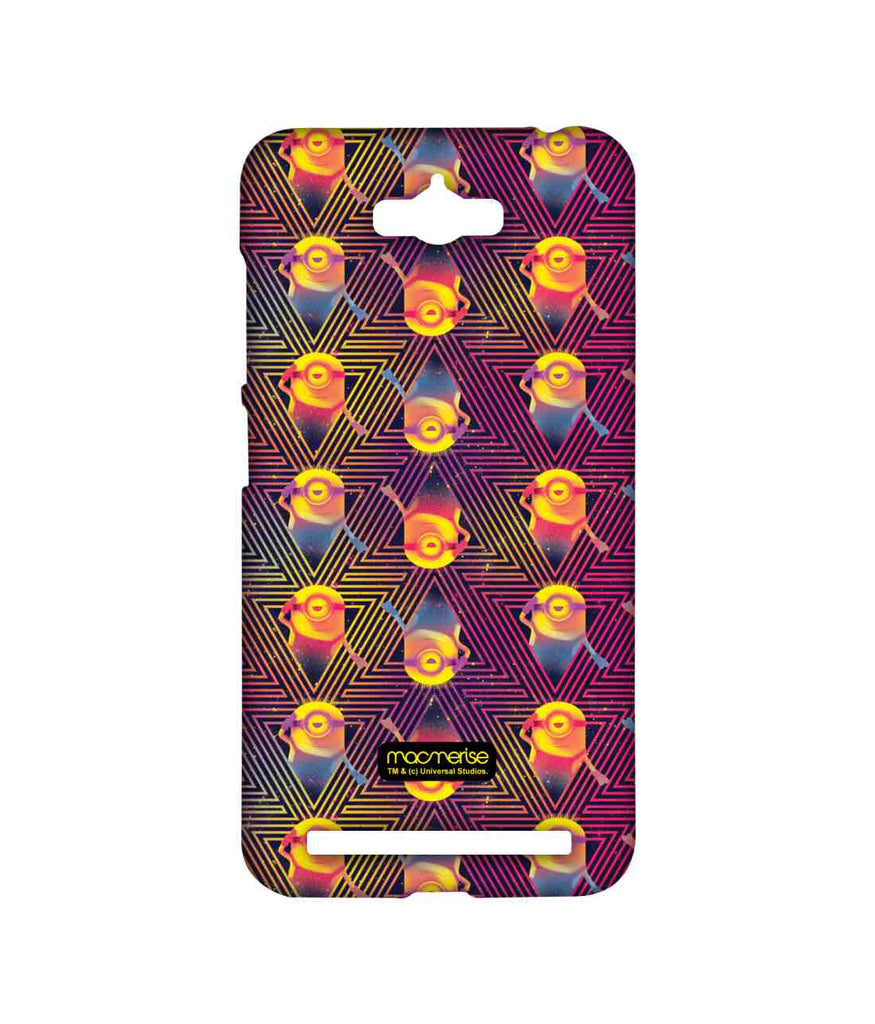 Despicable Me Minion Stuart Multicoloured Stuart Sublime Case for Asus Zenfone Max