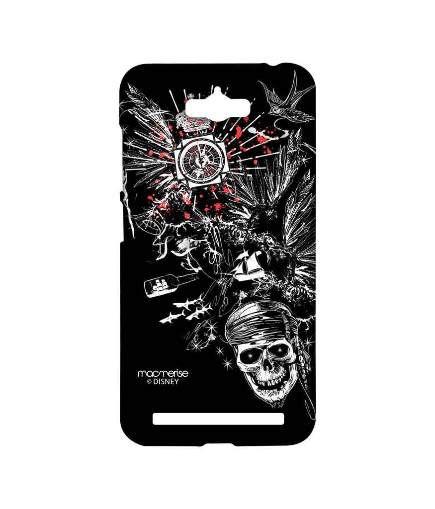 Pirates of the Caribbean Pirates Mess Sublime Case for Asus Zenfone Max