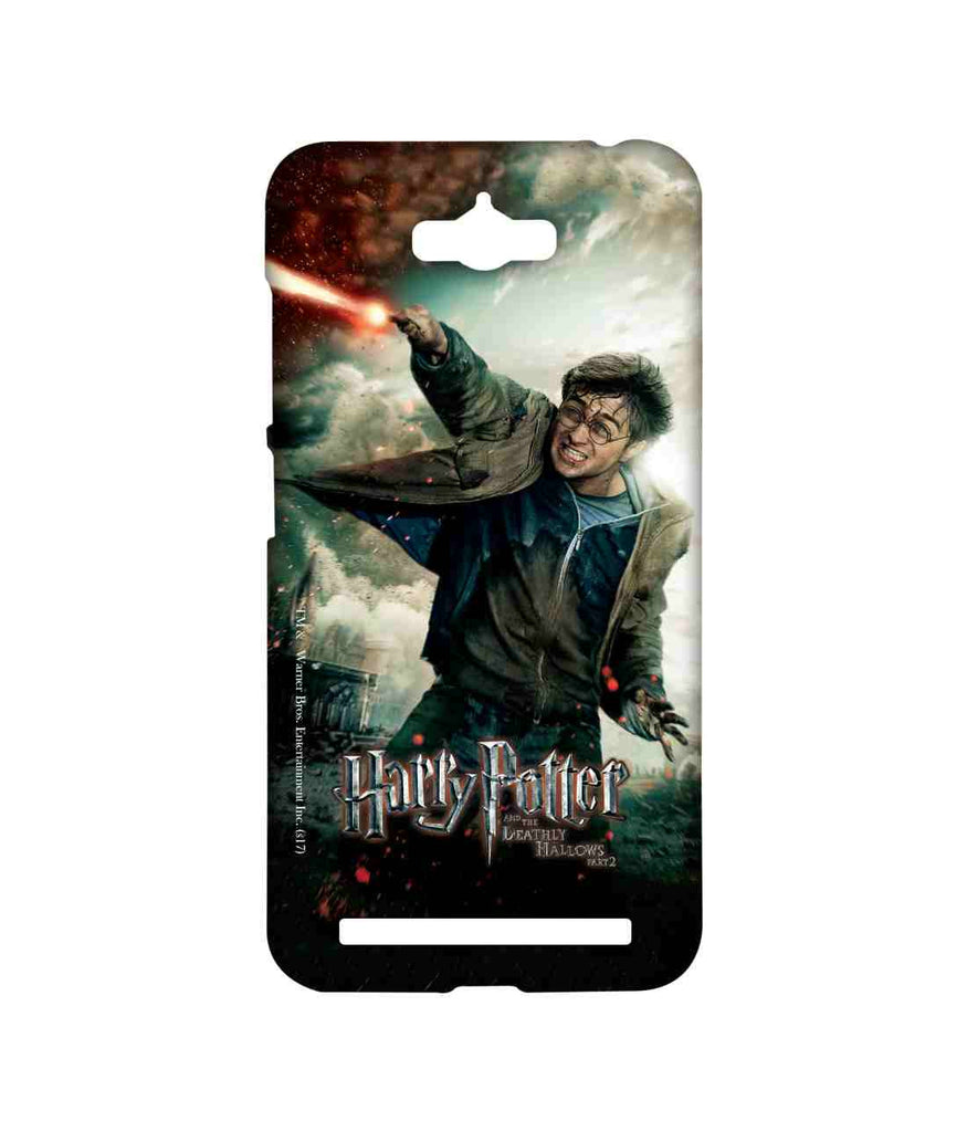 Harry Potter In Action Sublime Case for Asus Zenfone Max
