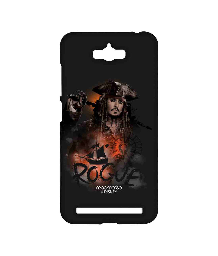Pirates of the Caribbean Jack Sparrow Rogue Jack Sublime Case for Asus Zenfone Max
