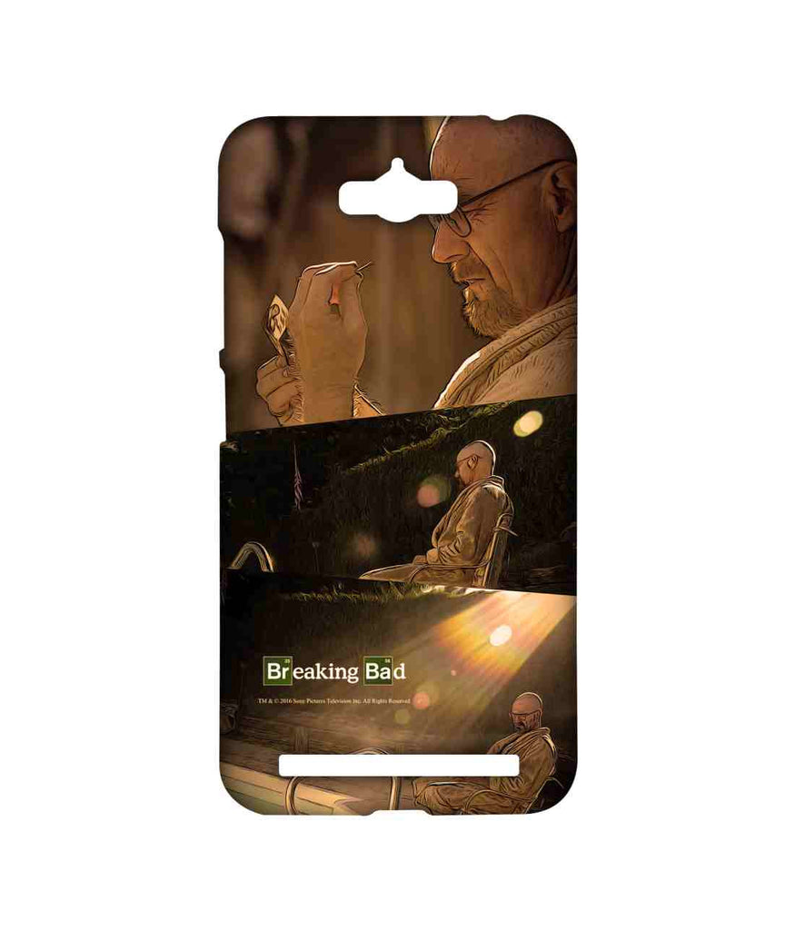 Breaking Bad Walter White Say My Name Sublime Case for Asus Zenfone Max