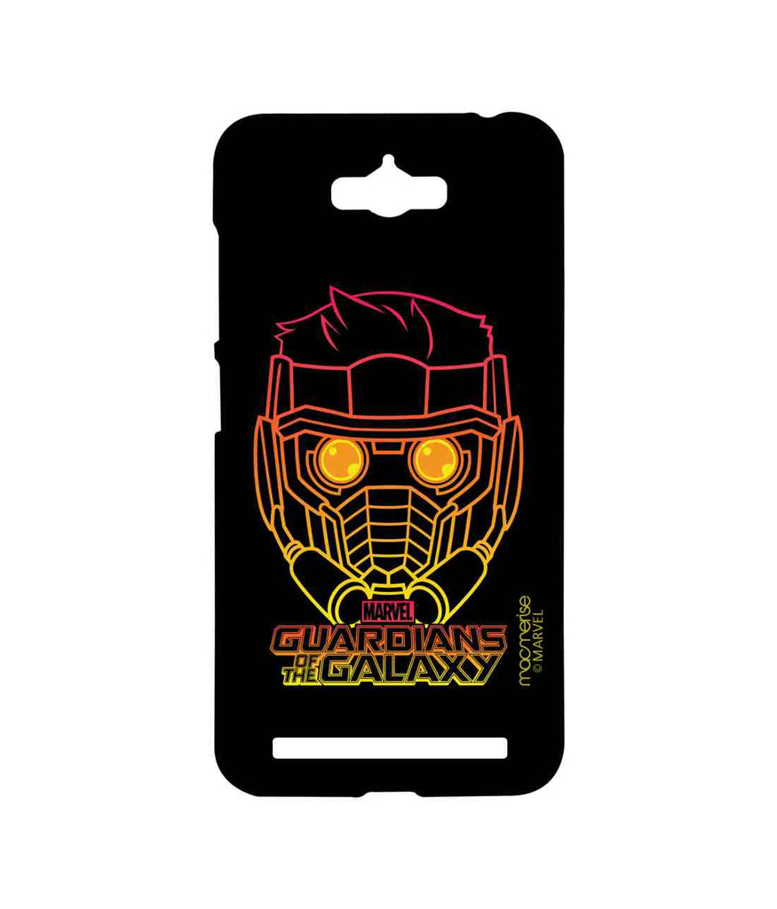 Guardians of the Galaxy Star Lord Mask Sublime Case for Asus Zenfone Max