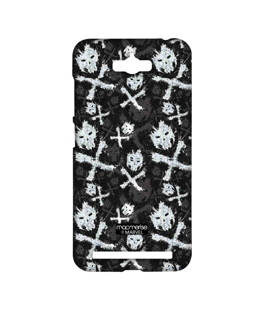 Captain America: Civil War Symbolic Crossbones Sublime Case for Asus Zenfone Max