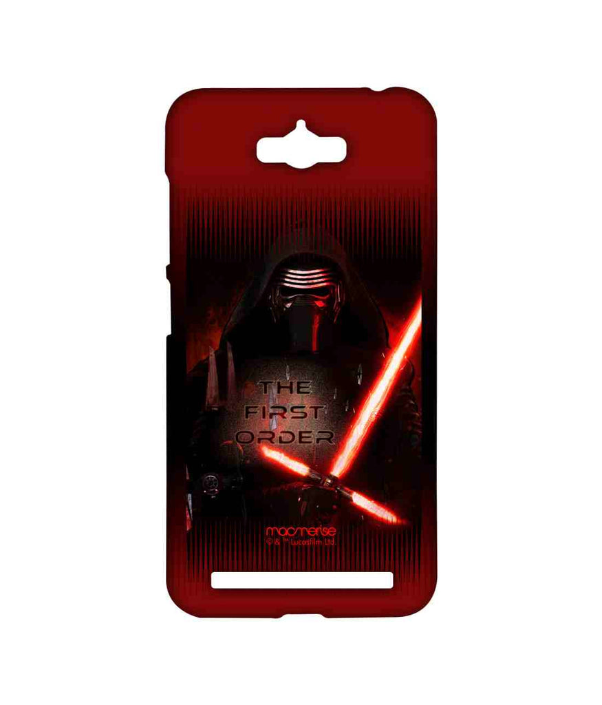Star Wars Force Awakens Kylo Ren The First Order Sublime Case for Asus Zenfone Max