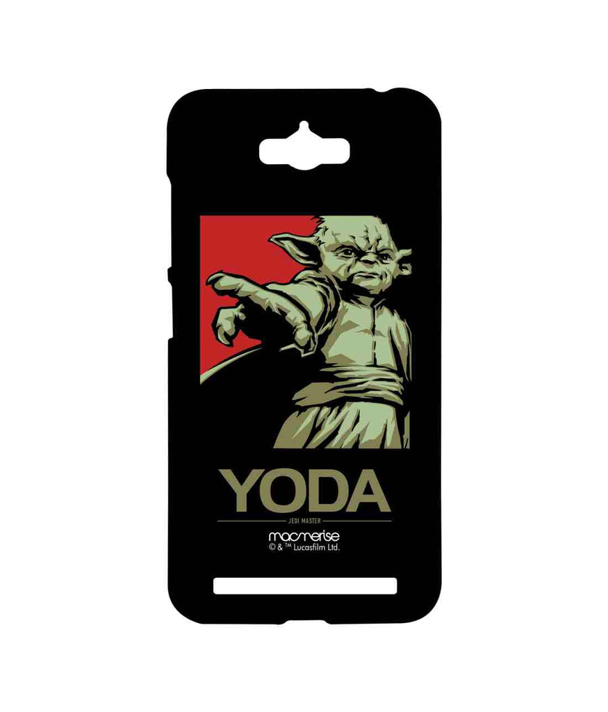 Star Wars Yoda The Jedi Master Sublime Case for Asus Zenfone Max