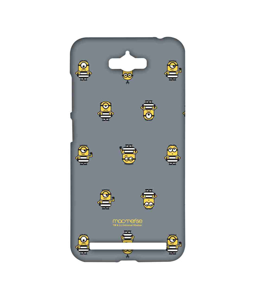 Despicable Me Minions Upside Down Minions Sublime Case for Asus Zenfone Max
