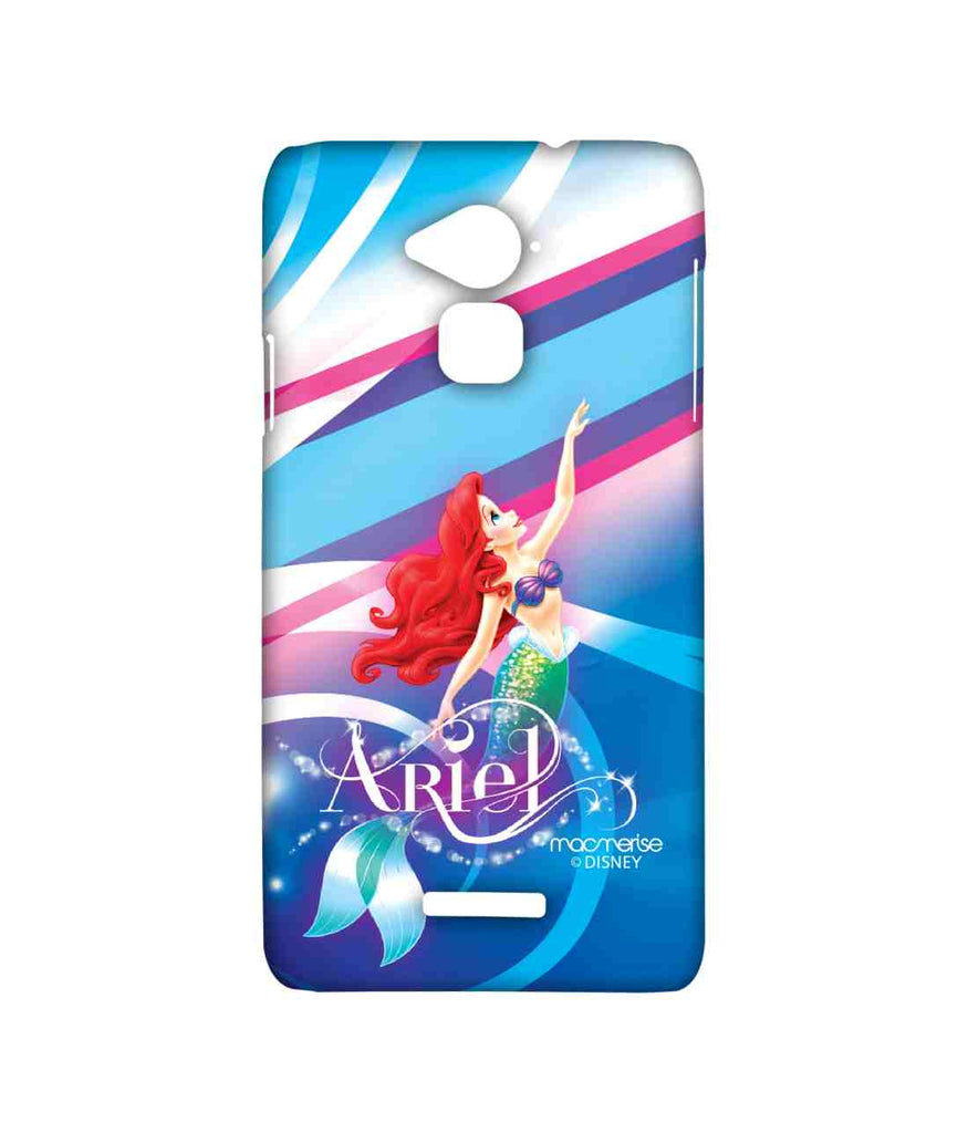 Disney The Little Mermaid Ariel Sublime Case for Coolpad Note 3