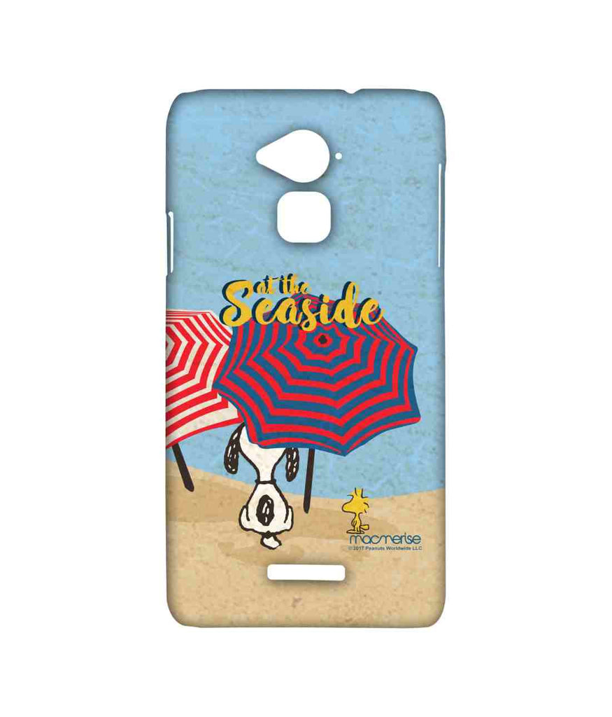 Snoopy At The Seaside Sublime Case for Coolpad Note 3