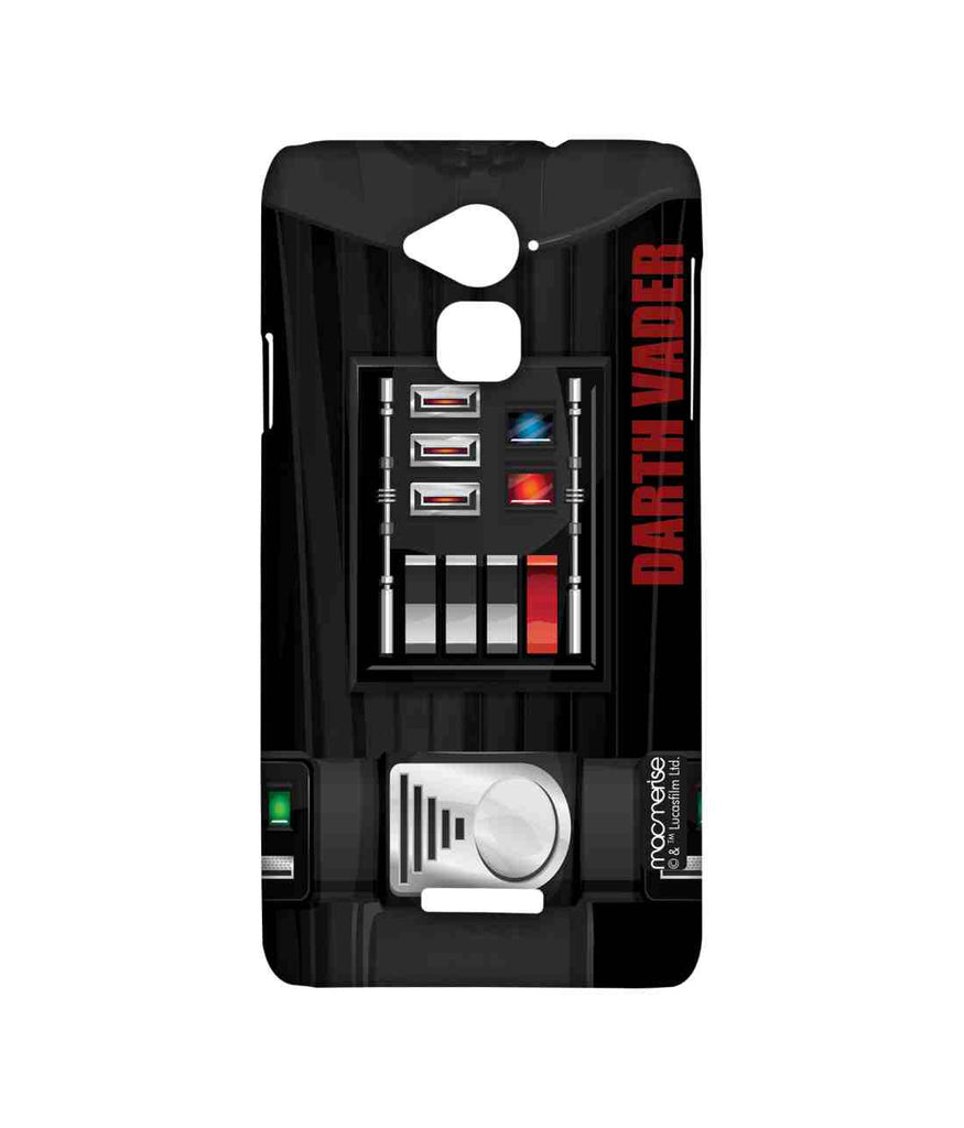 Star Wars Darth Vader Attire Vader Sublime Case for Coolpad Note 3