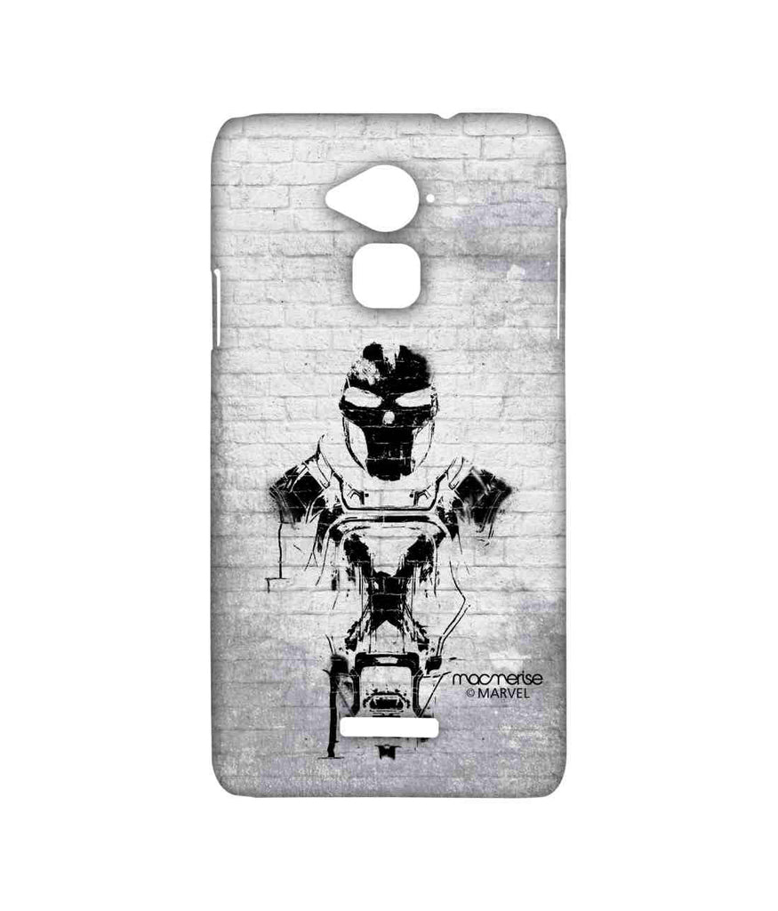 Captain America: Civil War Crossbones Brick Art Sublime Case for Coolpad Note 3