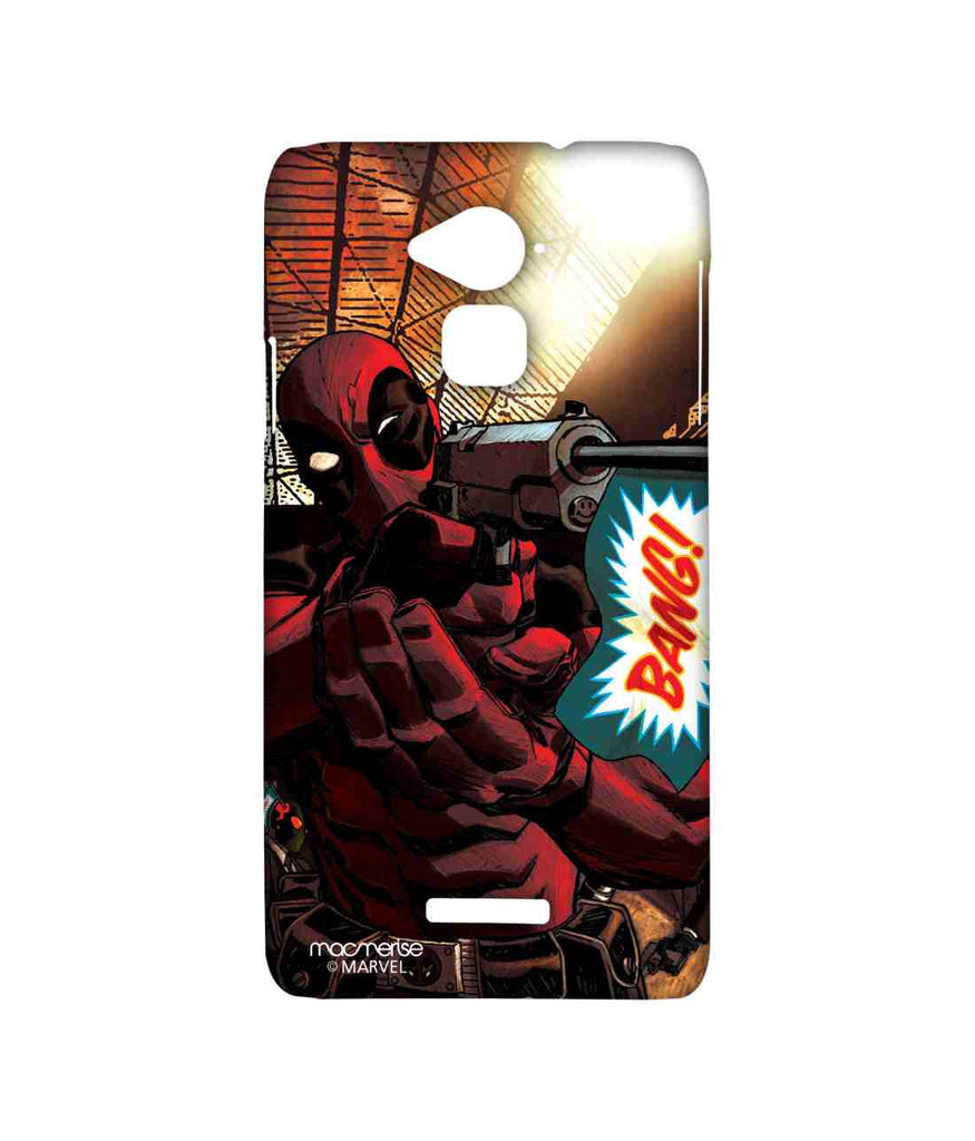 Comics Deadpool takes Aim Sublime Case for Coolpad Note 3
