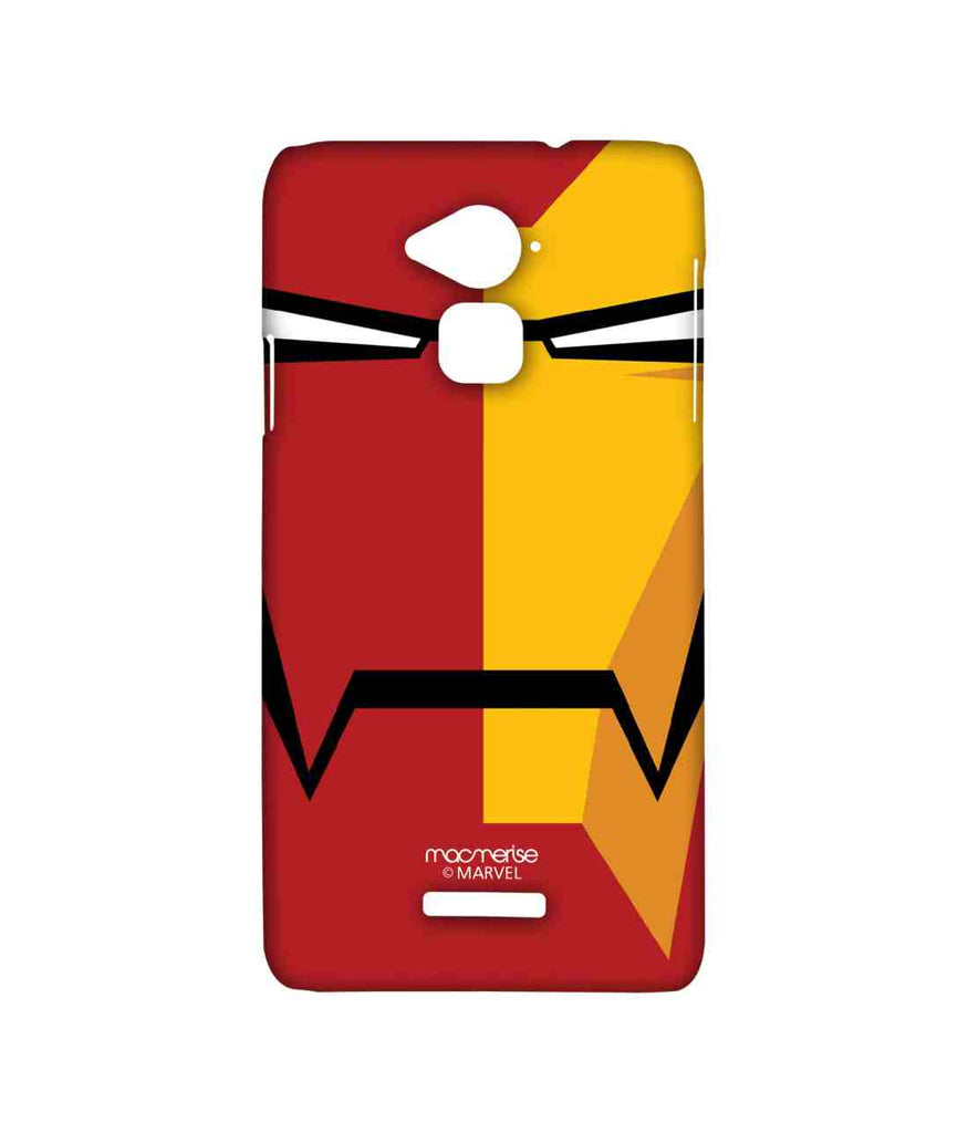 Comics Ironman Face Focus Ironman Sublime Case for Coolpad Note 3