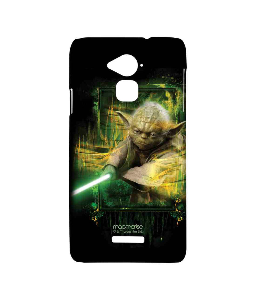 Star Wars Yoda Furious Yoda Sublime Case for Coolpad Note 3